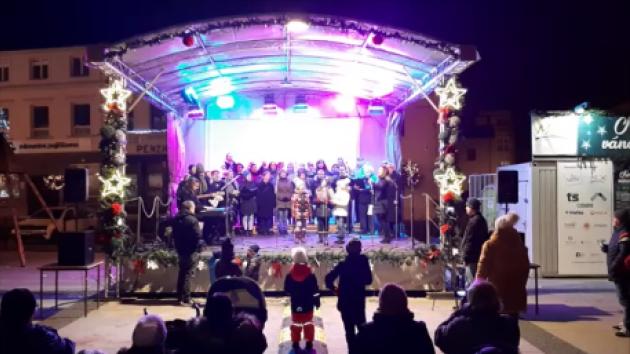 Česko zpívá koledy 2019 - Karvinsko