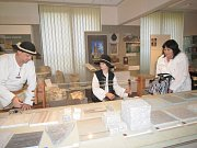 Do neděle 28. října je poslední možnost navštívit výstavní síň Musaion a zároveň zhlédnout expozici Kámen kolem nás.