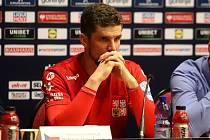 Ondřej Zdráhala byl po utkání s Rakušany zklamán.