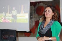 Íránka Bahar žije nyní s manželem a dcerou v Havířově.