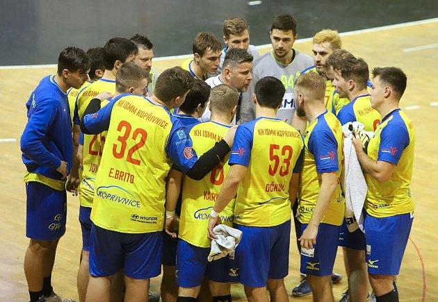 Baníkovci zvládli čtvrtfinále Českého poháru lépe a těsně přetlačili Kopřivnici.