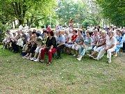 Promenádní koncert Lanžhotčanky.
