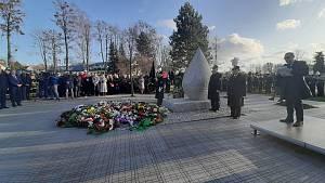 Vzpomínková akce ve Stonavě