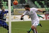 Tři branky za dva zápasy stihl na jaře Tomáš Wágner.