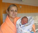 Patrik Skýpala se narodil 19. listopadu paní Magdě Trefilové z Karviné. Po narození chlapeček vážil 3200 g a měřil 47 cm.