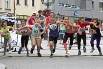 Městský běh Karvinou nabídne start několika kategorií, tedy i dětí.