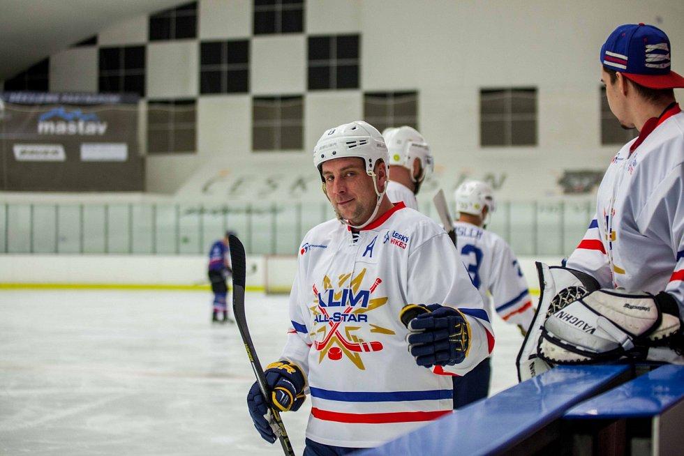 Pavel Michálek vyhrál soutěž v přesnosti střelby.