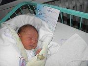 Adámek Makula se narodil 26. prosince mamince Renátě Koudelové z Karviné. Po porodu dítě vážilo 3610 g a měřilo 50 cm.