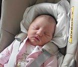 Beátka se narodila 3. července paní Michaele Šebestové z Bohumína. Po porodu holčička vážila 3870 g a měřila 50 cm.