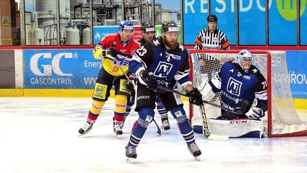 Hokej: Havířov - Č. Budějovice