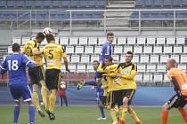 Fotbalisté Karviné utrpěli na Hané první porážku v sezoně.