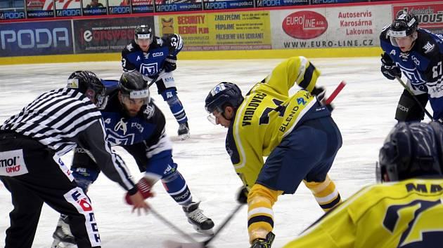 Hokejisté Havířova vezou ze severu Čech tři body.