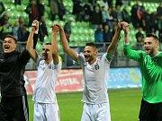 Karvinské fotbalisty čeká v sobotu těžká zkouška proti Ústí.