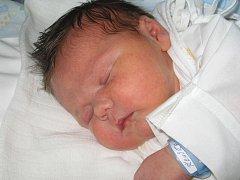 Daniel Řehůřek se narodil 2. prosince paní Jaroslavě Řehůřkové z Karviné. Malý Daniel po narození vážil 4130 g a měřil 52 cm. Sourozenci Martínek a Nelinka jsou na brášku moc pyšní.