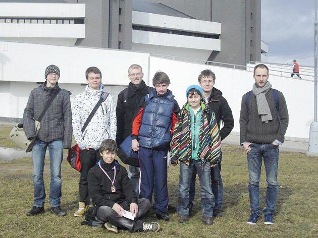 Výprava starších žáků atletického Jäklu Karviná byla na Mistrovství Moravy a Slezska vidět.