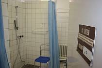 Geriatrické oddělení havířovské nemocnice.