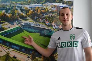 Milan Rundić je novou posilou MFK Karviná.