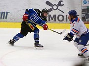 Hokejisté Havířova předvedli skvělý výkon, stejně skvělá byla i atmosféra utkání.