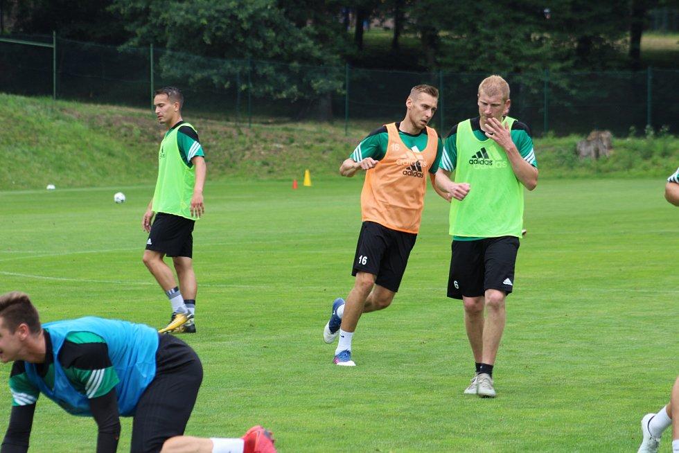 Karvinští už jsou v přípravě na nový ročník ligy.