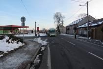 Ve čtvrtek 7. února kolem 15:15 hod. v Petrovicích u Karviné řidič osobního vozidla ohrozil řidiče a cestující linkového autobusu.