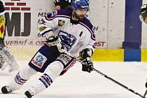 David Moravec už hokejovou radost na ledě v mistrovských zápasech ukazovat nebude.