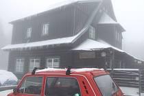 Beskydská horská chata Ropička. Ilustrační snímek.