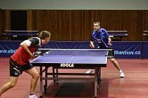 Havířovští stolní tenisté už v play off dohráli, ale vypadli se ctí.