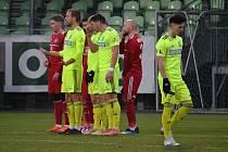 Fotbalisté Karviné remizovali v generálce na ligu s Třincem 0:0.