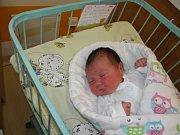 Magdalénka se narodila 9. ledna paní Markétě Hlavenkové z Karviné. Po narození holčička vážila 3930 g a měřila 50 cm.