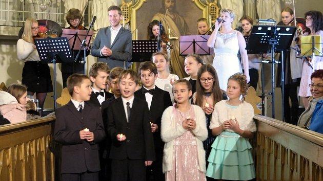 Benefiční koncert v Havířově