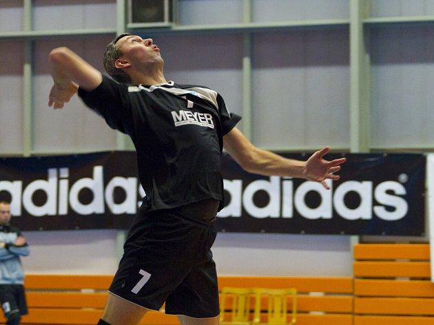 Nahrávač Ivan Duda svému týmu v Benátkách citelně chyběl.