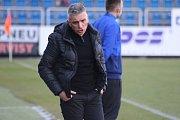 Trenér MFK Norbert Hrnčár.