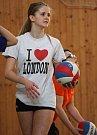 Volejbalovému klubu roste další generace hráček.