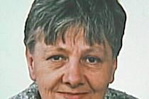 Pohřešovaná Marie Motyčková z Bohumína.