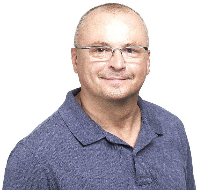 Kandidát do Senátu pro druhé kolo. obv. č. 74 Karviná Petr Vícha