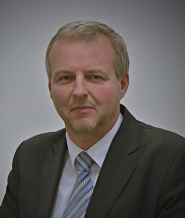 Dolní Lutyně. Starosta Pavel Buzek.