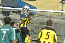 Karvinští dorostenci odehráli v Plzni dobrý zápas.