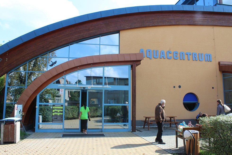 V pondělí 25. září po třítýdenní pauze opět otevřelo bohumínské aquacentrum po rekonstrukci vstupního vestibulu.