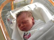 Matyáš Pízlo se narodil 23. listopadu paní Denise Pízlové z Karviné. Po narození malý Matyášek vážil 2930 g a měřil 46 cm.