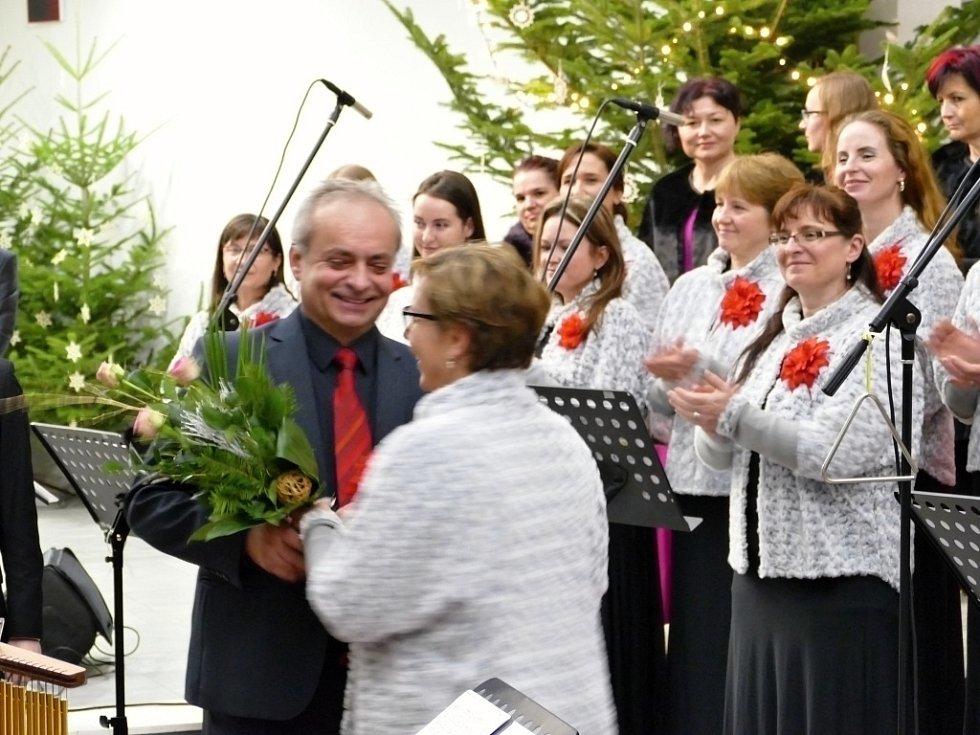 Vánoční koncert v kostele sv. Anny na sv. Štěpána, čtvrtek 26. prosince 2019.