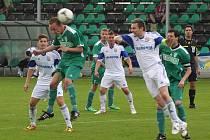 Petrovičtí fotbalisté umějí na silné soupeře zahrát.