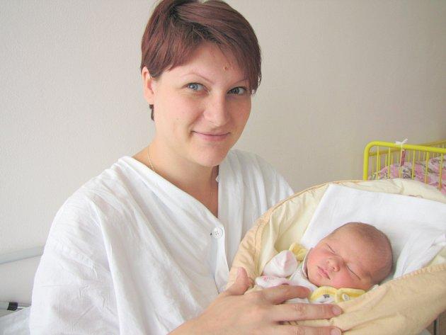 Megan Foretníková, 10. srpna 2012, Havířov, váha: 3,40 kg, míra: 51 cm