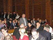 Ustavující zasedání havířovských zastupitelů.