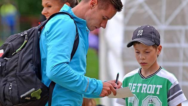 Maslák se stal vítězem IAAF World Indoor Tour.