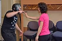V Bohumíně se vybraní pracovníci radnice zúčastnili už druhého kurzu sebeobrany.