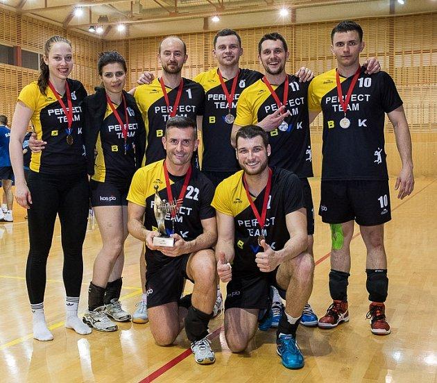Perfect Team BVK zKarviné obsadil druhé místo.