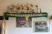 Poháry, které klub ve své historii získal.