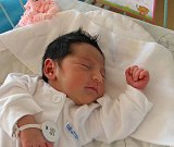 Markétka se narodila 23. prosince paní Zuzaně Pernicové z Karviné. Po porodu dítě vážilo 3240 g a měřilo 48 cm.