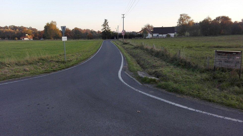 Nová cyklostezka v Havířově, která cyklostezkou není.