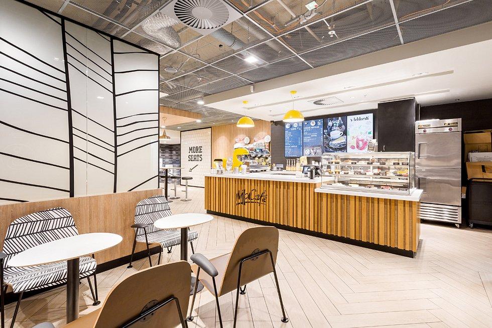 V Havířově bude ještě do léta uvedena do provozu restaurace rychlého občerstvení McDonald´s.  Design Alphabet.